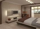 Как создать красивый дизайн спальни в частном доме?