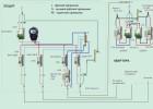 Схемы расположения и розеток и выключателей