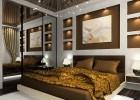 Как выполнить интерьер спальни в современном стиле