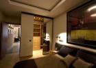 Как подобрать дизайн спальни с гардеробом в квартире и в доме?