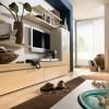Создание интерьера гостиной в квартире 20 кв м
