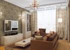 Дизайн гостинной комнаты 17 кв м — фото новинок