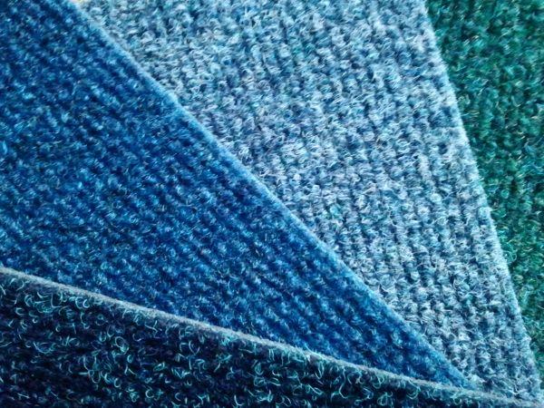 Выбираем расцветку коврового покрытия