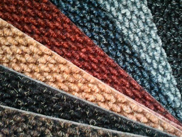 Разновидности ковролина, который есть в продаже магазина