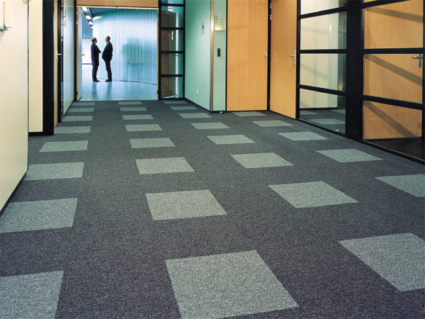 Использование ковролина в офисных помещениях