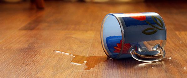 Ламинат - как напольное покрытие для кухни