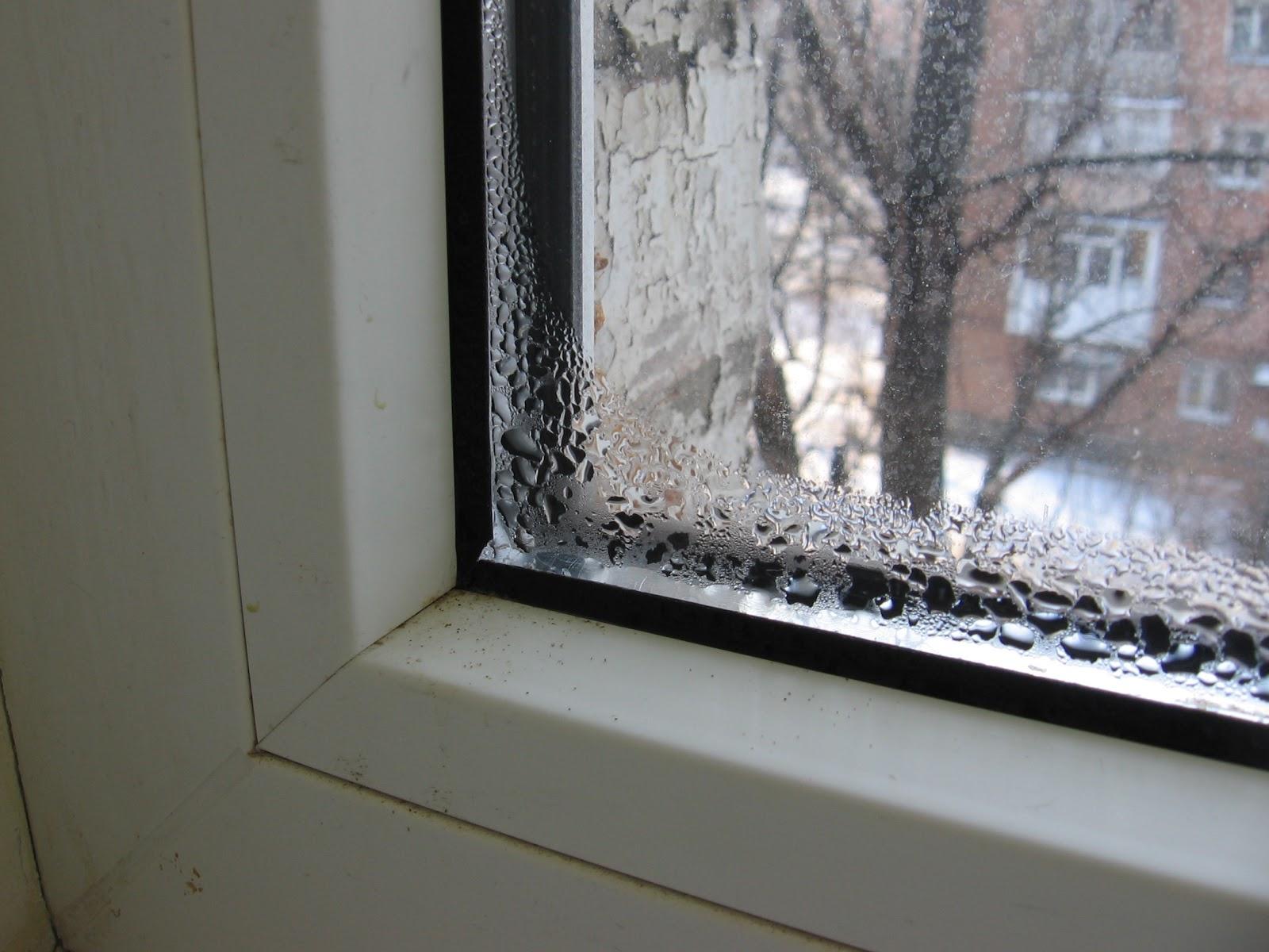 Почему лопнул стеклопакет в мороз